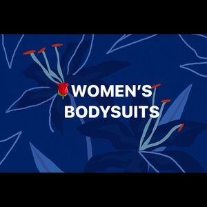 Other - *Women's Bodysuits*